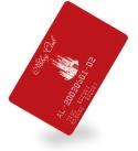 写真:会員カード