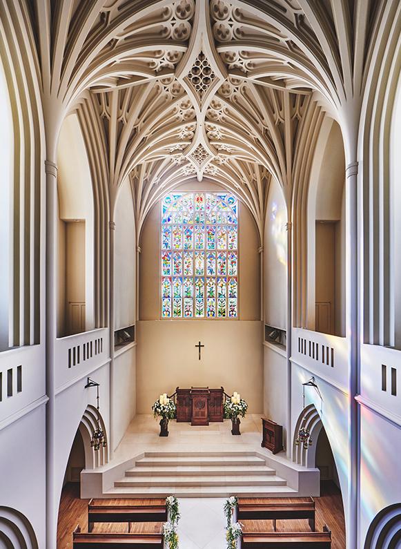 写真:大聖堂