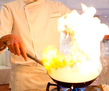 写真:フレンチ料理