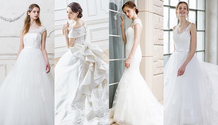 豊富なドレス イメージ写真