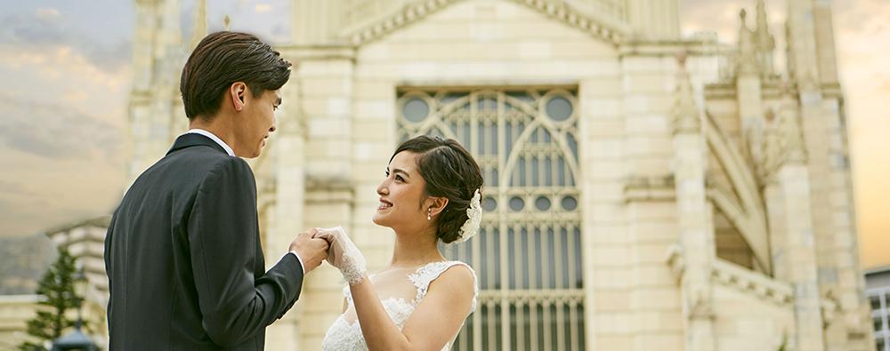 結婚式当日 イメージ写真