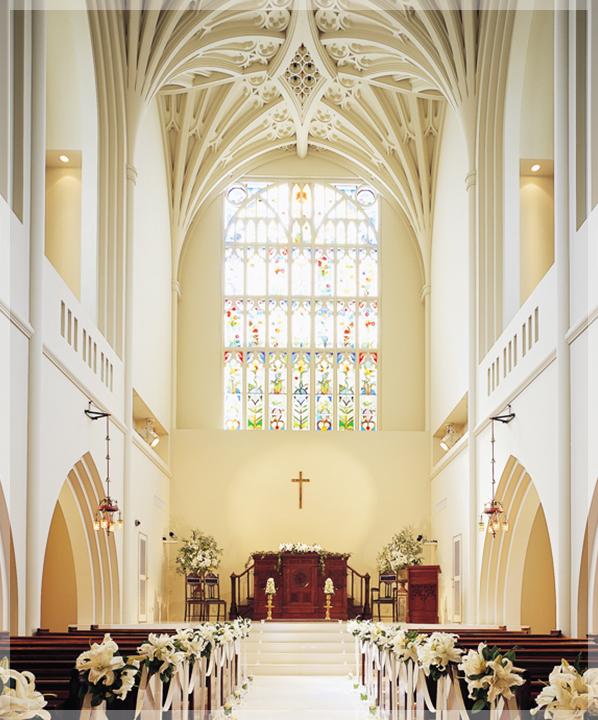写真:教会