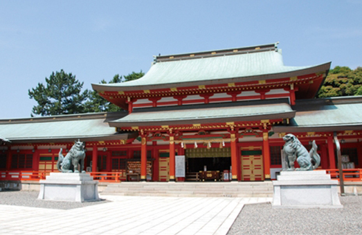 五社神社(浜松市中区)