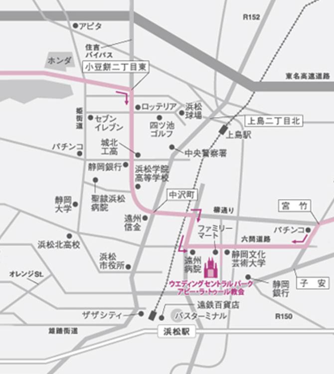 写真:マップ