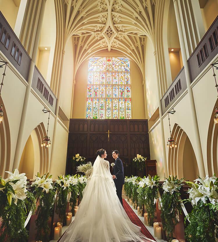 静岡県下最大級の大聖堂 アビーラトゥール教会