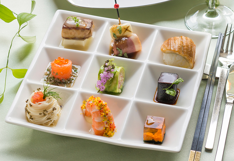 お料理が大好評のウエディングセントラルパーク浜松 写真